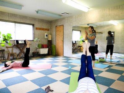 西宮 香櫨園のヨガスタジオ・シャンティシャンティ|Yoga Studio Shanti-Shanti